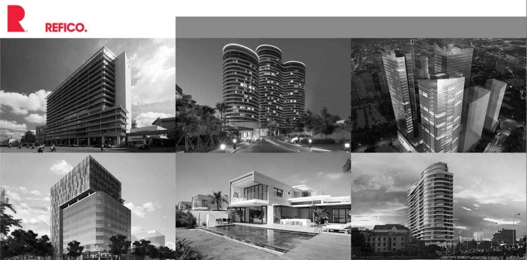 Refico là chủ đầu tư dự án River City ở phường Trường Thọ, quận Thủ Đức