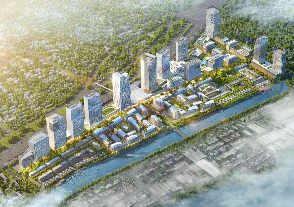Tổng quan dự án River City của công ty Refico