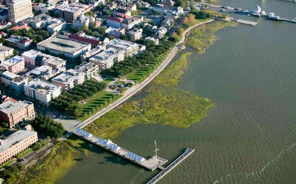 Vị trí khu nhà phố nằm ven sông Sài Gòn thuộc phường Trường Thọ quận Thủ Đức