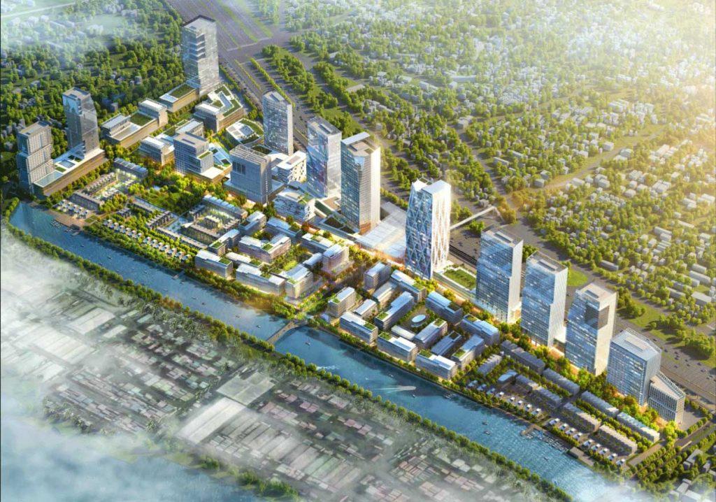 Nói về dự án Saigon Quays của Refico